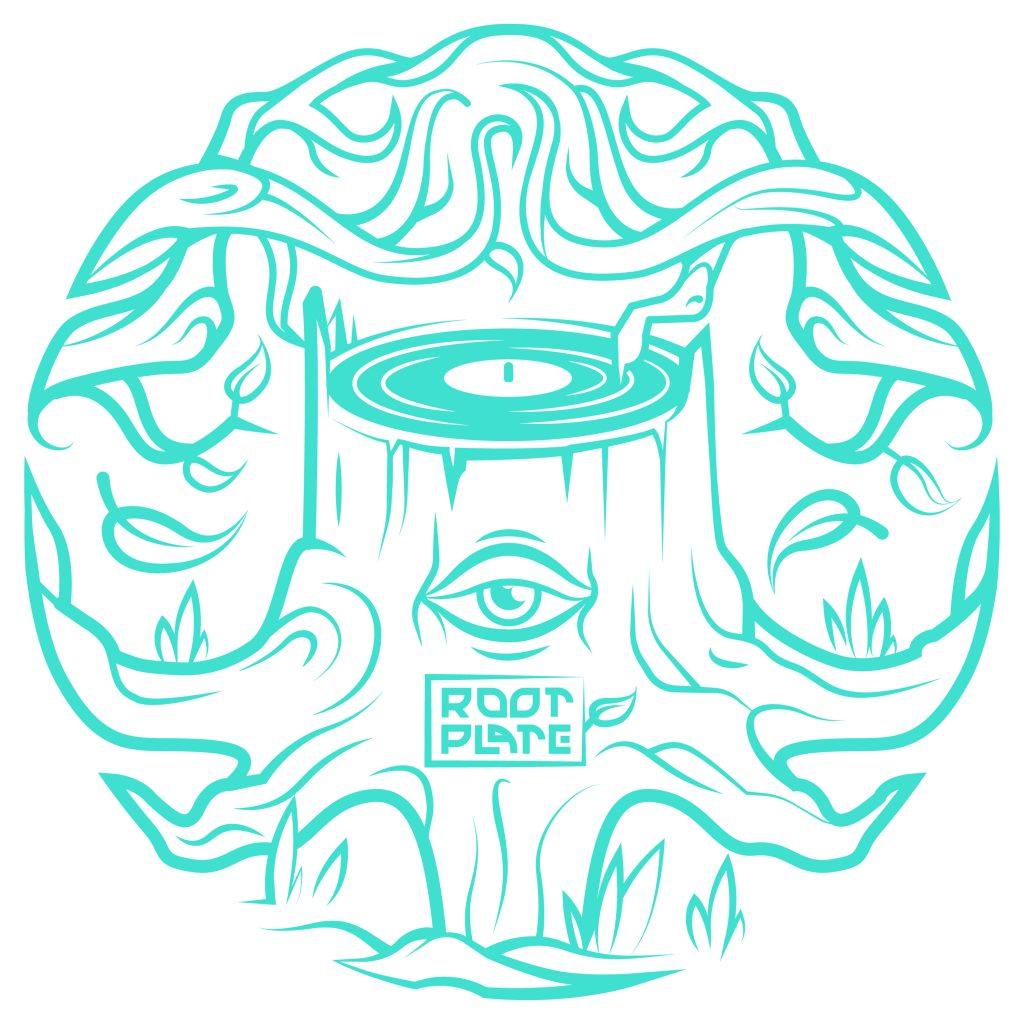 Rootplate 002 - ROOT002 - JahYu x Bukkha x Baptiste